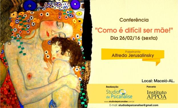 [Cartaz 1] Conferência + Parceria
